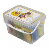 Набор для детской лепки Тесто-пластилин 12 цветов TA1068V