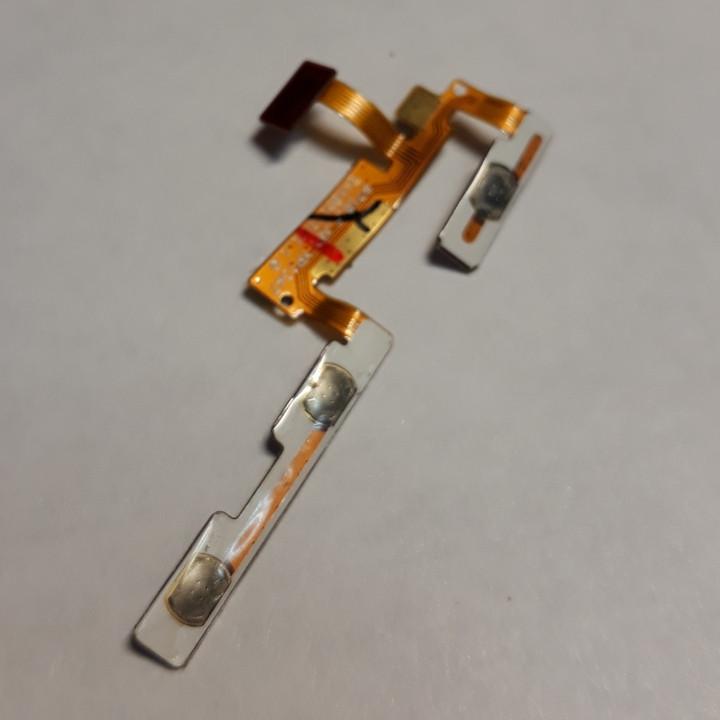 LG P713 Optimus l7 P710 шлейф кнопки включения громкости б/у