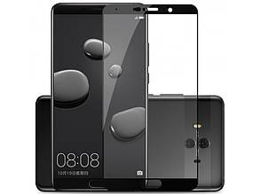 Защитное стекло 5D Huawei Mate 10 Pro (черный)