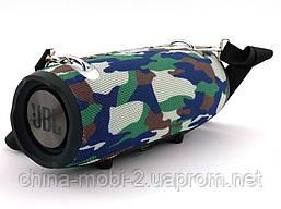 JBL XTREME 2 mini small 40W копия, портативная колонка с Bluetooth FM MP3, Squad камуфляжная, фото 3