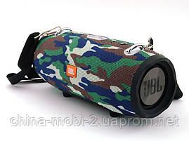 JBL XTREME 2 mini small 40W копия, портативная колонка с Bluetooth FM MP3, Squad камуфляжная, фото 2