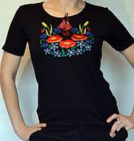 Стильная женская вышиванка, фото 1