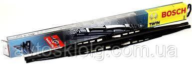 Щетка стеклоочистит. 550/475 TWIN 727 (пр-во Bosch)