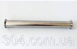 "Царга под кламп 2"" DN51(длинна 610 мм), нержавеющее Aisi 304"