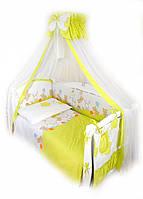 Детская постель Twins Comfort С-022 Горошки + БЕСПЛАТНАЯ ДОСТАВКА