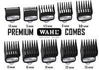 Набор насадок Wahl Premium 10 шт. (03421-100)