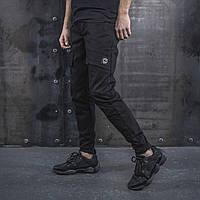 Мужские карго брюки beZet Battle (black) 8c1546b648bb5