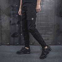 Мужские карго брюки beZet Battle (black) 6a45e7302dc81