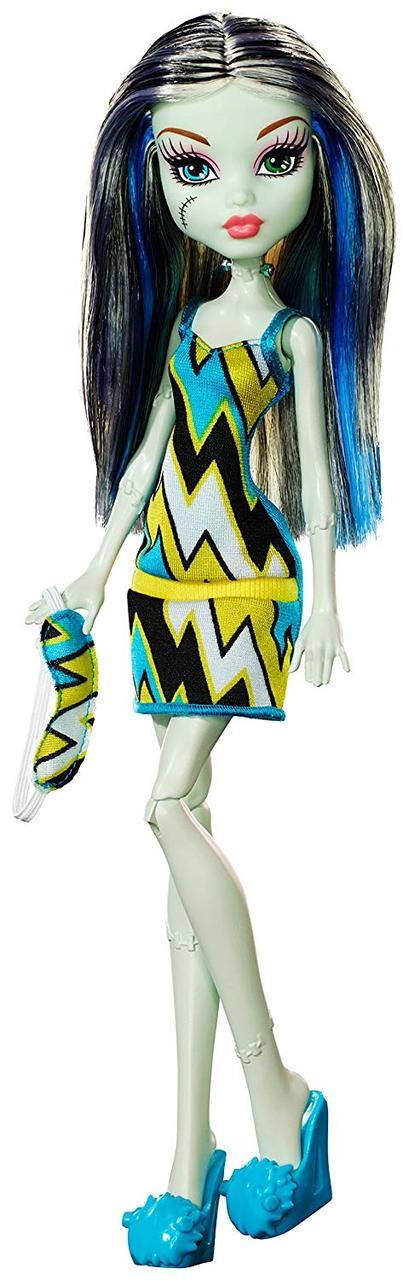 Кукла Монстер Хай Френки ШтейнMonster High Frankie Stein оригинал от Mattel