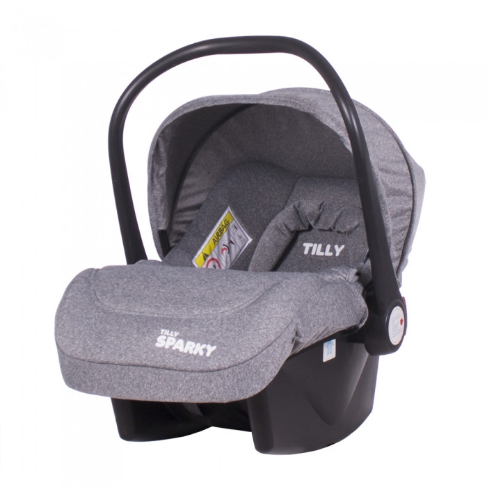 Автокресло TILLY Sparky T-511/1 GREY