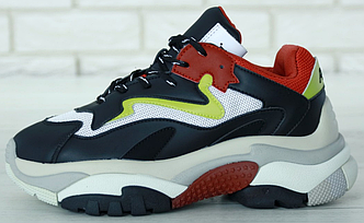 Женские кроссовки Ash Addict Sneakers BLACK, черные