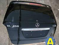 Крышка багажника на Mercedes (Мерседес) GL-Class GL320-GL450-GL550 2006-2012