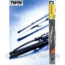 Щітка стеклоочистит. 600/550 TWIN 543 (пр-во Bosch)