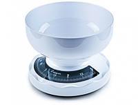 Весы кухонные механические со съемной чашей