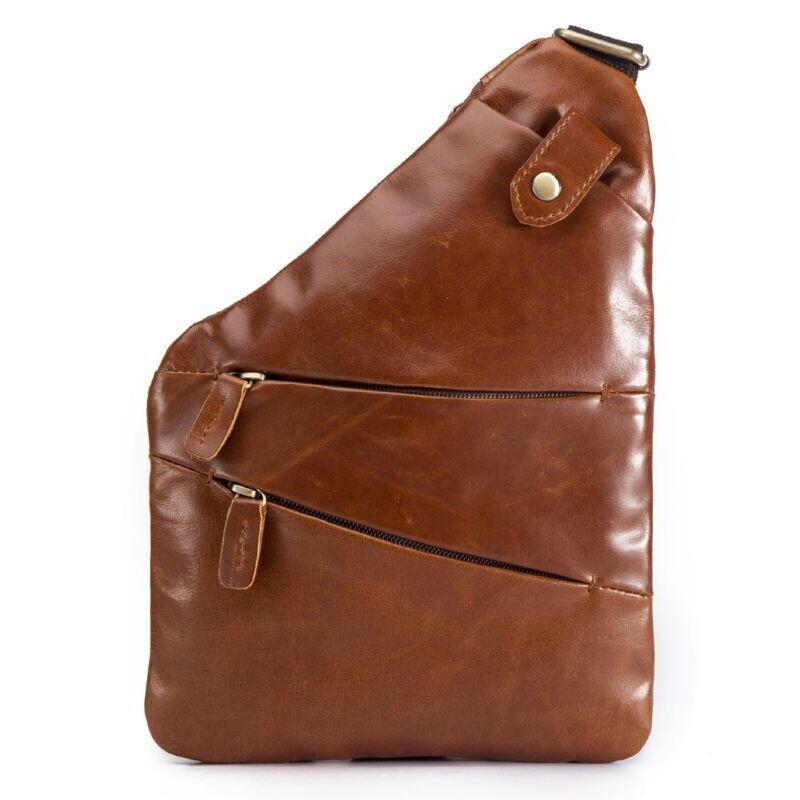 bf830e5d524b Мужской Мини-рюкзак на одно плечо bx6240 Bexhill из натуральной кожи -  MAN24 в Киеве