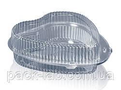 Пластикова упаковка для тортів і кондитерських виробів ПС-34 ДК