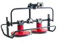Роторная редукторная косилка , 800мм, 40-50мм