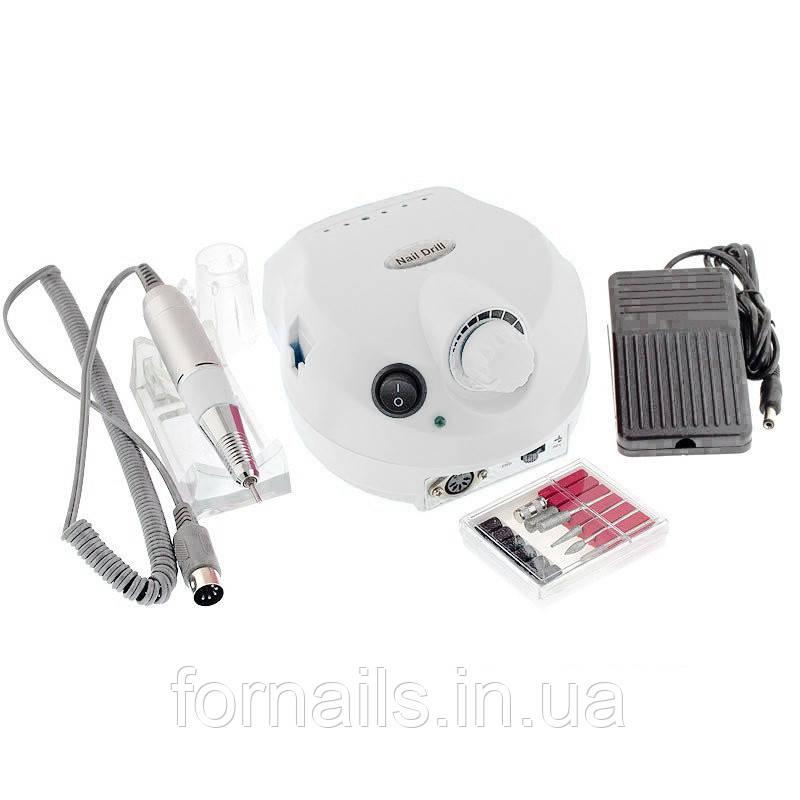 Фрезер ZS-601 PRO, 60W 35000 об, белый