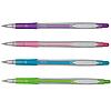 Автоматическая шариковая ручка jobmax buromax bm.8210 синяя