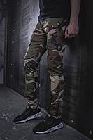 Мужские карго брюки beZet Battle (nato), мужские весенние карго штаны, камуфляжные карго штаны, фото 1