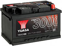 Yuasa 12V 71Ah SMF Battery YBX3100 (0)