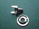 Lift-The-DOT - нижня частина кнопки для монтажу на текстильне підстава, фото 7