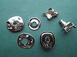 Lift-The-DOT - нижня частина кнопки для монтажу на текстильне підстава, фото 8