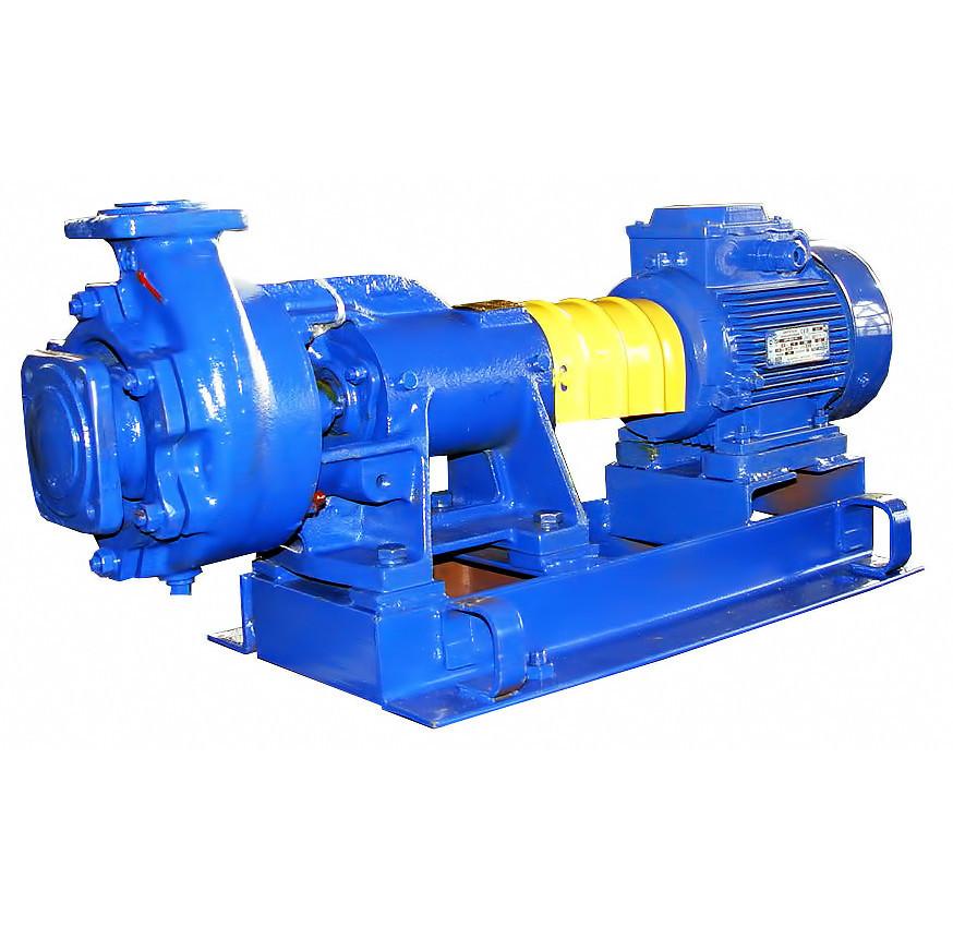 Насос K 50-32-125а, K50-32-125а консольный центробежный для воды