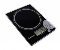 Весы кухонные электронные стеклянной платформе (до 15 кг)