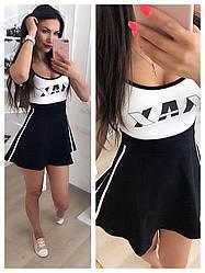 Женское спортивное платье качество люкс (фабричный Китай ) Код В606-1604