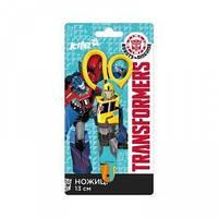Ножницы детские в футляре Kite Transformers TF17-125, 13 см