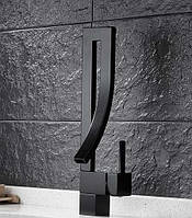Смеситель для умывальника Art Design Donb 01 Black черный
