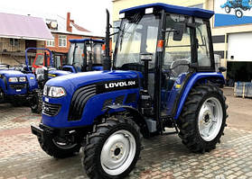 Трактор FOTON Lovol FT-504C (50 л.с.,4х4, реверс КПП, кабина с отоплением)