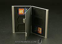 Футляр для карт пам'яті формату SD, фото 1