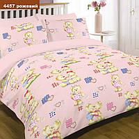 Комплект постельного белья  ранфорс 4457