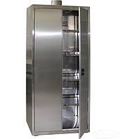 Шафа з нержавіючої сталі для зберігання хімреактивів ШХРНж-1