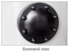 нижний сервисный люк песочного фильтра Emaux SDB800–1,2