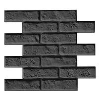 """Пластикова форма для 3d панелей """"Цеглини"""" 51.2*45.2 (форма для 3д панелей з абс пластику)"""