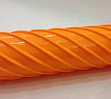 Скалка текстурная с ручками Волна, фото 2