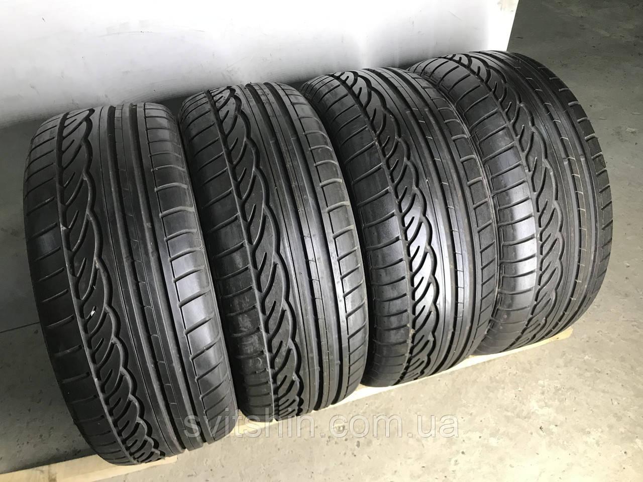 Шины бу летние 225/50R17 Dunlop SP Sport 01 (7мм) 4шт.