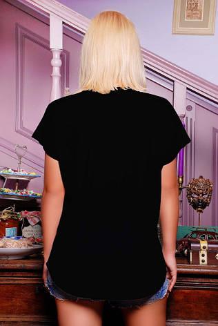 """Жіноча футболка """"Air"""" з принтом Пікассо, фото 2"""