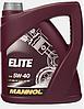 Моторное масло Mannol Elite 5W40 4L