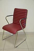 Офисный стул для посетителей ТАСК TASK arm chrom (box-2) ЕCО NS