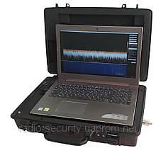 Комплекс радіочастотного моніторингу KVS-UJS 6000 пошук прослушки