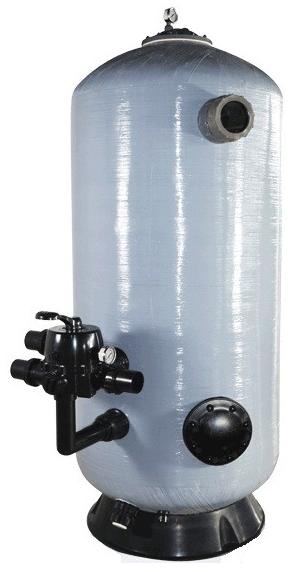 Песочный фильтр Emaux SDB800–1,2 глубокой фильтрации