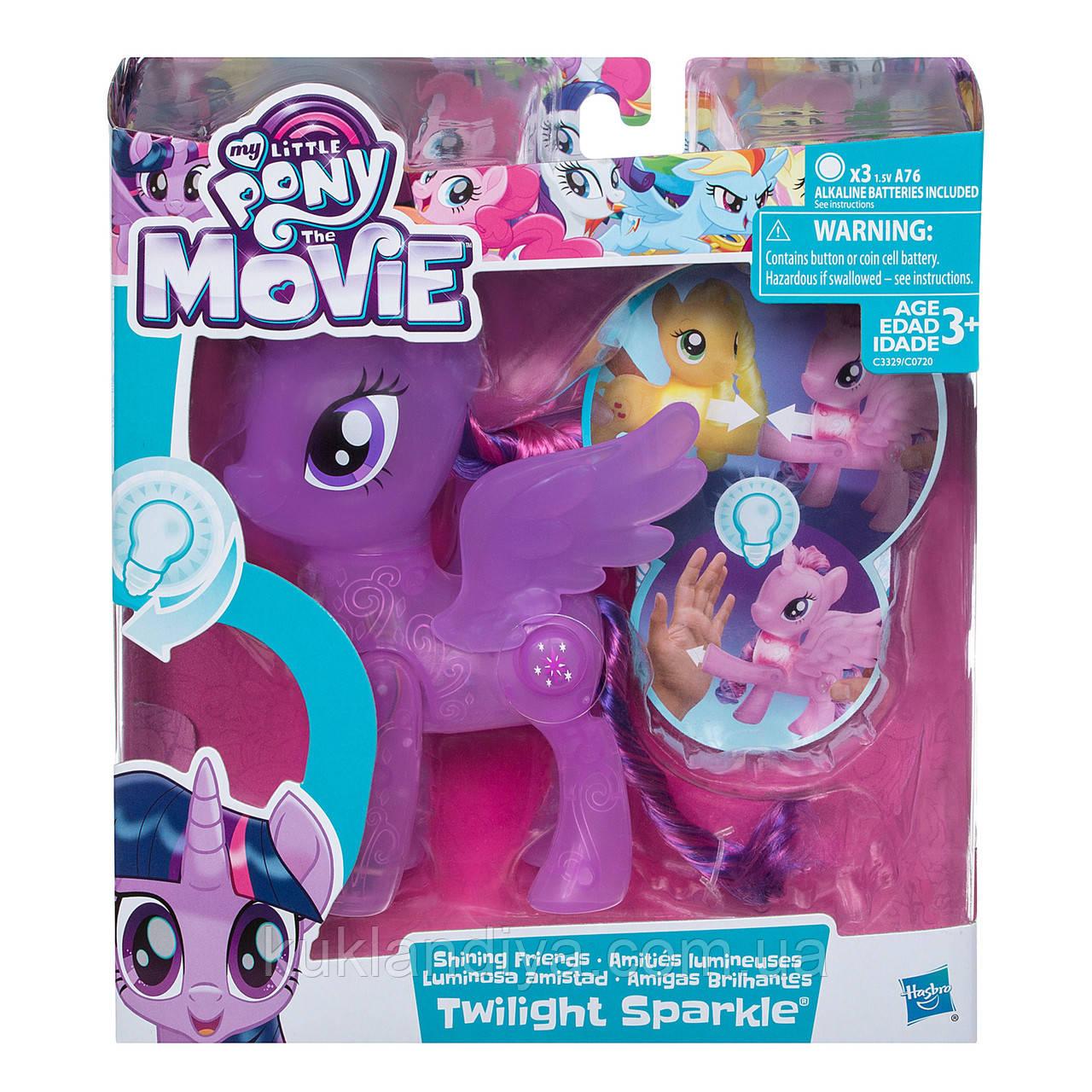 Светящаяся Пони Принцесса Искорка My Little Pony Princess Twilight Sparkle