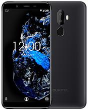 """Смартфон Oukitel U25 Pro (""""5.5 ;ПАМ'ЯТІ 4/64; ємність акб 3200mAh) колір чорний"""