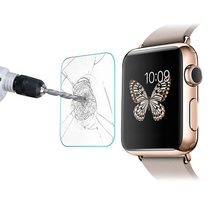 Защитное стекло Link Dream 0.2mm 9H для Apple Watch (38mm), фото 2