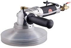 Шлифовальная машина пневматическая  для камня с подачей воды Suntech SM-642W/M14
