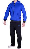 Мужской теплый спортивный костюм с капюшоном Dinamo Titar Сине/черный, M
